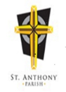 Saint Anthony Church 1300 Urban Drive Columbus, Ohio 43229